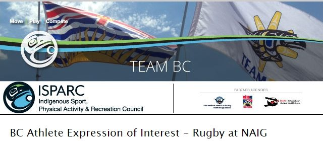 Halifax 2020 North American Indigenous Games – RUGBY The sport of RUGBY 7's has been added as a demonstration sport to the Halifax 2020 North American Indigenous Games to be […]